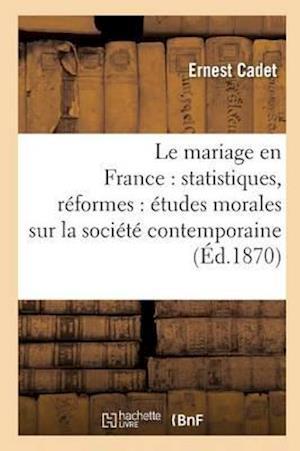 Le Mariage En France