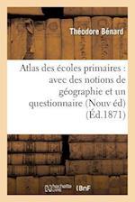 Atlas Des Écoles Primaires