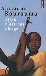 Allah N'Est Pas Oblige (Points Editions Du Seuil)