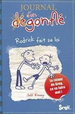 Journal D'Un D'Gonfl', Tome 2. Rodrick Fait Sa Loi(le) T2 (Diary of a Wimpy Kid)