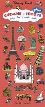 Cherche Et Trouve G'Ant Sur Les 5 Continents