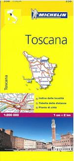 Toscana af Michelin, Michelin Travel Publications