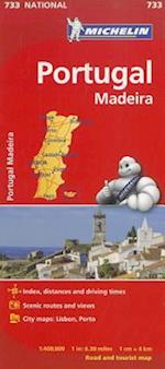 Michelin Portugal Madere / Michelin Portugal Madeira