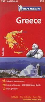 Michelin Greece / Michelin Grece (Michelin)
