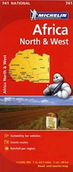Michelin Africa North West / Michelin Afrique Nord et Ouest
