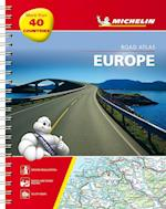 Michelin Road Atlas Europe (Michelin Road Atlas Europe)