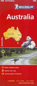 Michelin Australia/ Michelin Australie