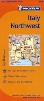 Michelin Italy Northwest