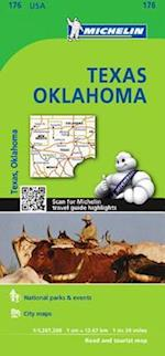 Michelin Texas, Oklahoma af Michelin Travel Publications
