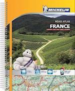 Michelin France Road Atlas af Michelin