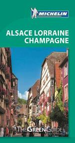 Alsace Lorraine Champagne af Michelin Travel