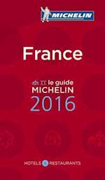 Michelin Guide France 2016 af Michelin Travel