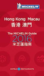 Michelin Guide Hong Kong & Macau 2016 (Michelin Guide/Michelin)