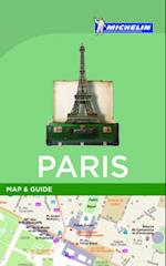 Michelin Paris Map & Guide (Michelin You Are Here)