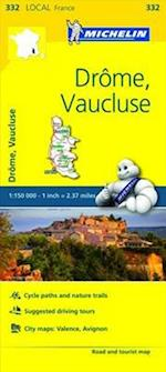 Drome, Vaucluse, France Local Map 332 (Michelin Local Maps)