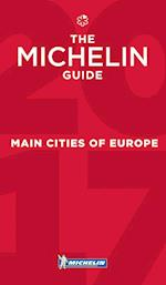 Main Cities of Europe 2017 (Michelin Red Guides and National Guides)