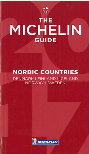 Bog, paperback 2017 Red Guide Nordic Countries