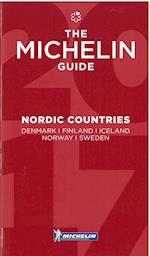 2017 Red Guide Nordic Countries (Michelin Hotel Restaurant Guides)
