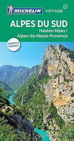 Alpes du Sud, Michelin Guide Verts (Mar. 17) (Michelin guide vert)
