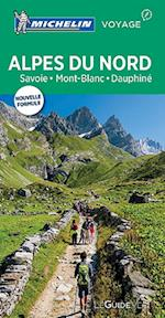 Alpes du Nord, Michelin Guide Verts (Mar. 17) (Michelin guide vert)