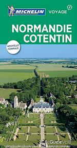 Normandie Cotentin, Michelin Guides Verts (Mar. 17) (Michelin guide vert)