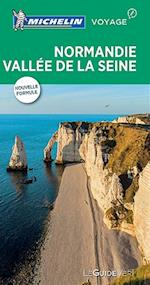 Normandie Vallee de la Seine, Michelin Guides Verts (Mar. 17) (Michelin guide vert)
