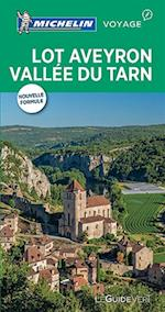 Lot Aveyron Vallée du Tarn, Michelin Guides Verts (Mar. 17) (Michelin guide vert)