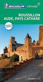 Roussillon Aude Pays Cathare, Michelin Guide Verts (Mar. 17) (Michelin guide vert)