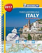 Italy (Michelin Tourist and Motoring Atlases)