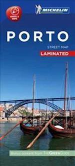 Porto - City Map Laminated (Michelin Laminated City Maps)