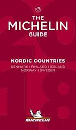 Nordic Guide 2018 the Michelin guide (Michelin Hotel Restaurant Guides)