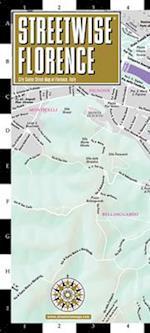 Streetwise Florence (Michelin Streetwise Maps)