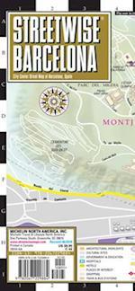 Streetwise Barcelona Map (Streetwise)