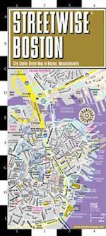 Streetwise Boston (Michelin Streetwise Maps)