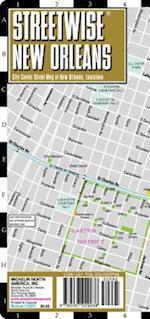 Streetwise New Orleans (Michelin Streetwise Maps)