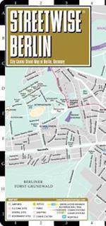 Streetwise Berlin Map (Streetwise)