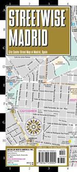 Streetwise Madrid Map (Streetwise)