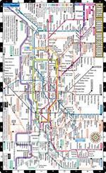 Streetwise London Underground Map (Streetwise)