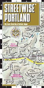 Streetwise Portland Map (Streetwise)