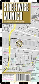 Streetwise Munich Map (Streetwise)