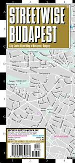 Streetwise Budapest Map (Streetwise)