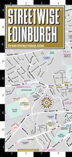Streetwise Edinburgh Map (Streetwise)