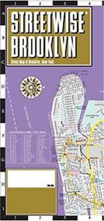 Streetwise Brooklyn Map (Michelin Streetwise Maps)
