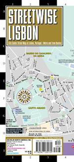 Streetwise Lisbon Map (Streetwise)