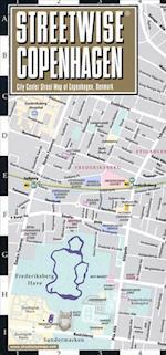 Streetwise Copenhagen Map (Streetwise)