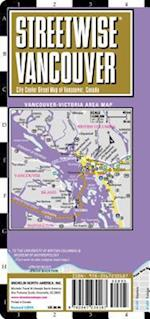 Streetwise Vancouver Map (Streetwise)