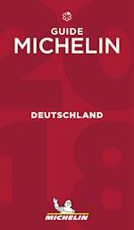 Deutschland - Guide MICHELIN 2018 (Michelin Hotel Restaurant Guides)
