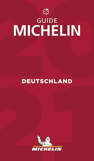 Deutschland 2021, Michelin Hotels & Restaurants (May 21)