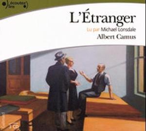 L'étranger. CD