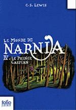 Le Prince Caspian = Prince Caspian (The Chronicles of Narnia, nr. 4)
